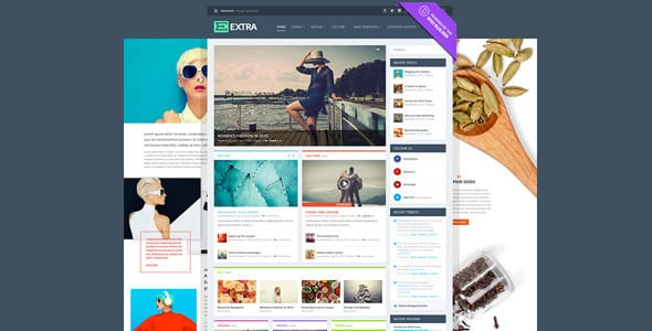 Liste Responsive WordPress Themes
